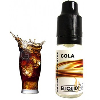 Arôme Eliquid France Cola 10ml