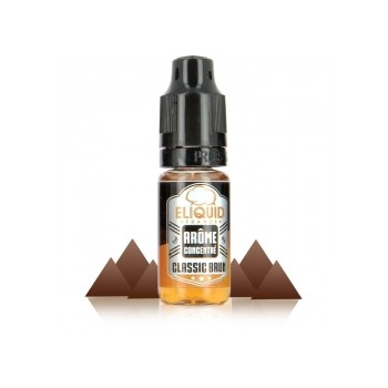 Arôme Eliquid France Classic Brun 10ml