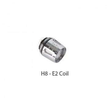 Résistances H8-E2 (0.4 ohms) pour H8 tank - Teslacigs