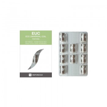Résistances Eco Universal (EUC) Clapton/Céramique - Vaporesso