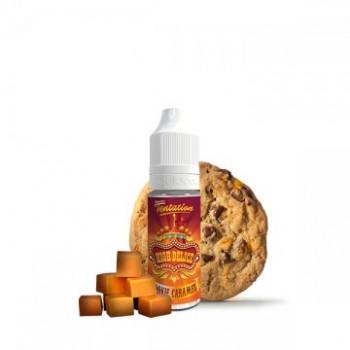 Eliquide Liquideo Tentation Saveur Cookie aux Pépites de Caramel