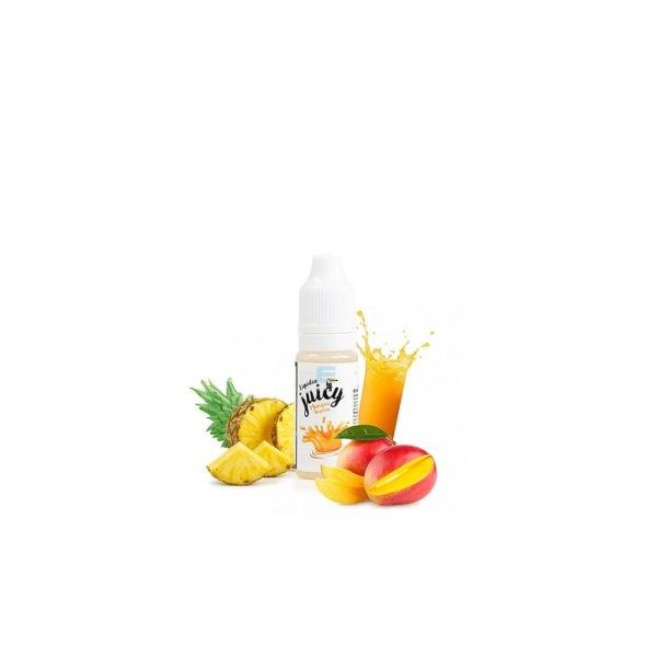 Eliquide Liquideo Tentation Saveur Mangue Ananas