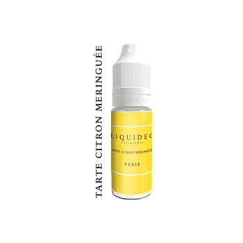 Eliquide Liquideo Tentation Saveur Tarte au Citron Meringuée