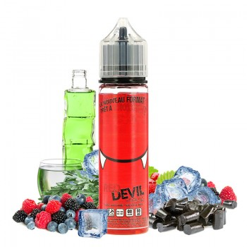 Eliquide Avap Saveur Red Devil - 50ml