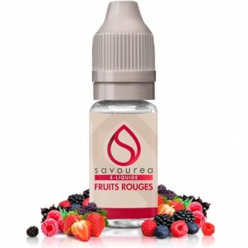 Eliquide Savourea saveur Fruits Rouges - 10ml