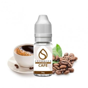 Eliquide Savourea saveur Tabac Café - 10ml