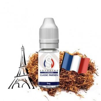 Eliquide Savourea saveur Classic Parisien - 10ml