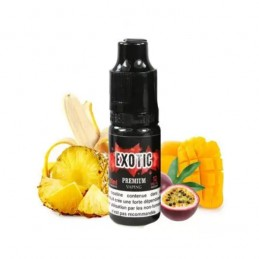 Eliquide Eliquid France Exotic