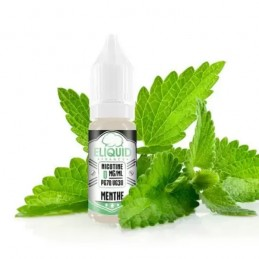 Eliquide Eliquid France Menthe