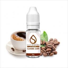 Eliquide Savourea saveur classic Café - 10ml