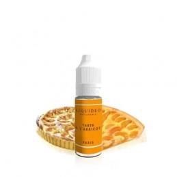 Liquideo Tentation - Tarte à l'Abricot 10ml