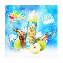 Fruizee by Eliquid France 50ml - Pomme cola 0mg