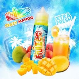 Fruizee by Eliquid France 50ml - Crazy Mango 0mg