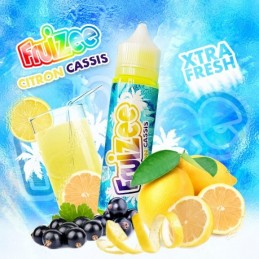Fruizee by Eliquid France 50ml - Citron Cassis 0mg