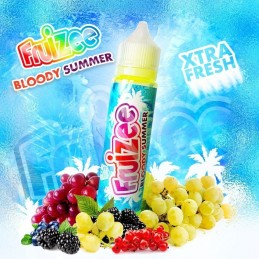 Fruizee by Eliquid France 50ml - Bloody Summer 0mg
