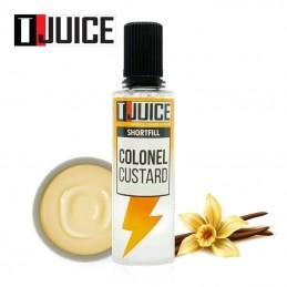 T-Juice 50ml - Colonel Custard 0mg