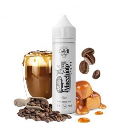 Butter Macchiato 0mg 50ml - The French Bakery